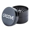 Groove 4-Piece Grinder Aerospaced Grinders Evertree 2