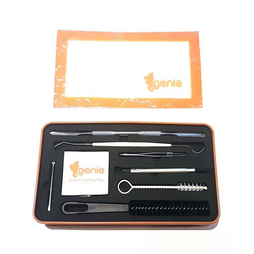Genie Vaporizer & Dabbing Tool / Cleaning Kit Accessories Evertree