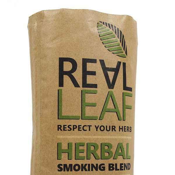 RealLeaf Herbal Smoking Blend Accessories Evertree