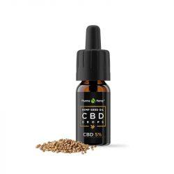 cbd drops hemp seed